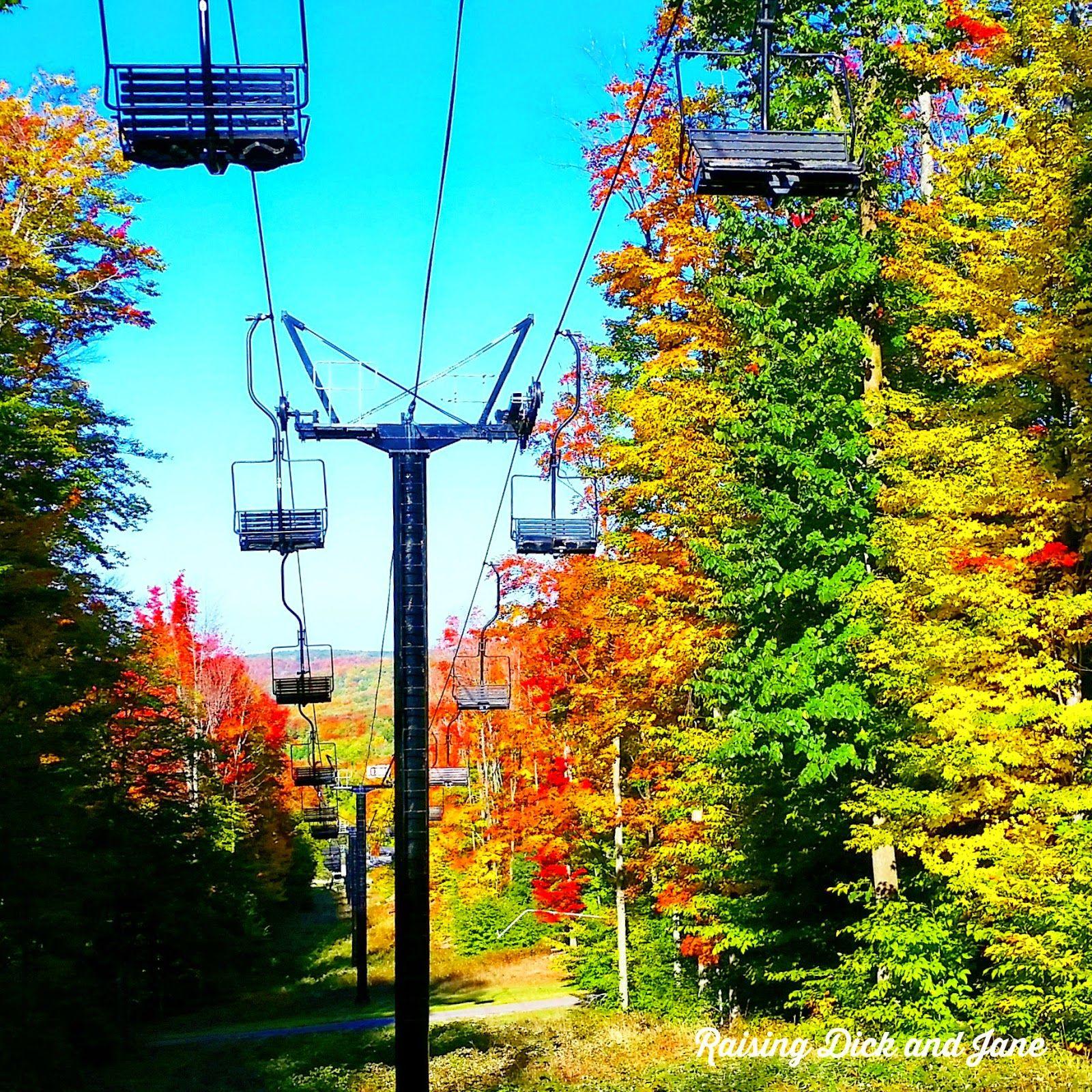 Fall In Love With Upper Michigan Boyne Mountain Fall In Michigan Boyne Falls Boyne Mountain Resort