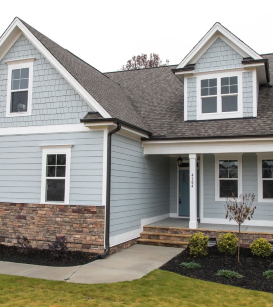 9 Trending Exterior House Colors For 2021 Allura Usa House Exterior Blue Exterior House Colors Outdoor House Colors