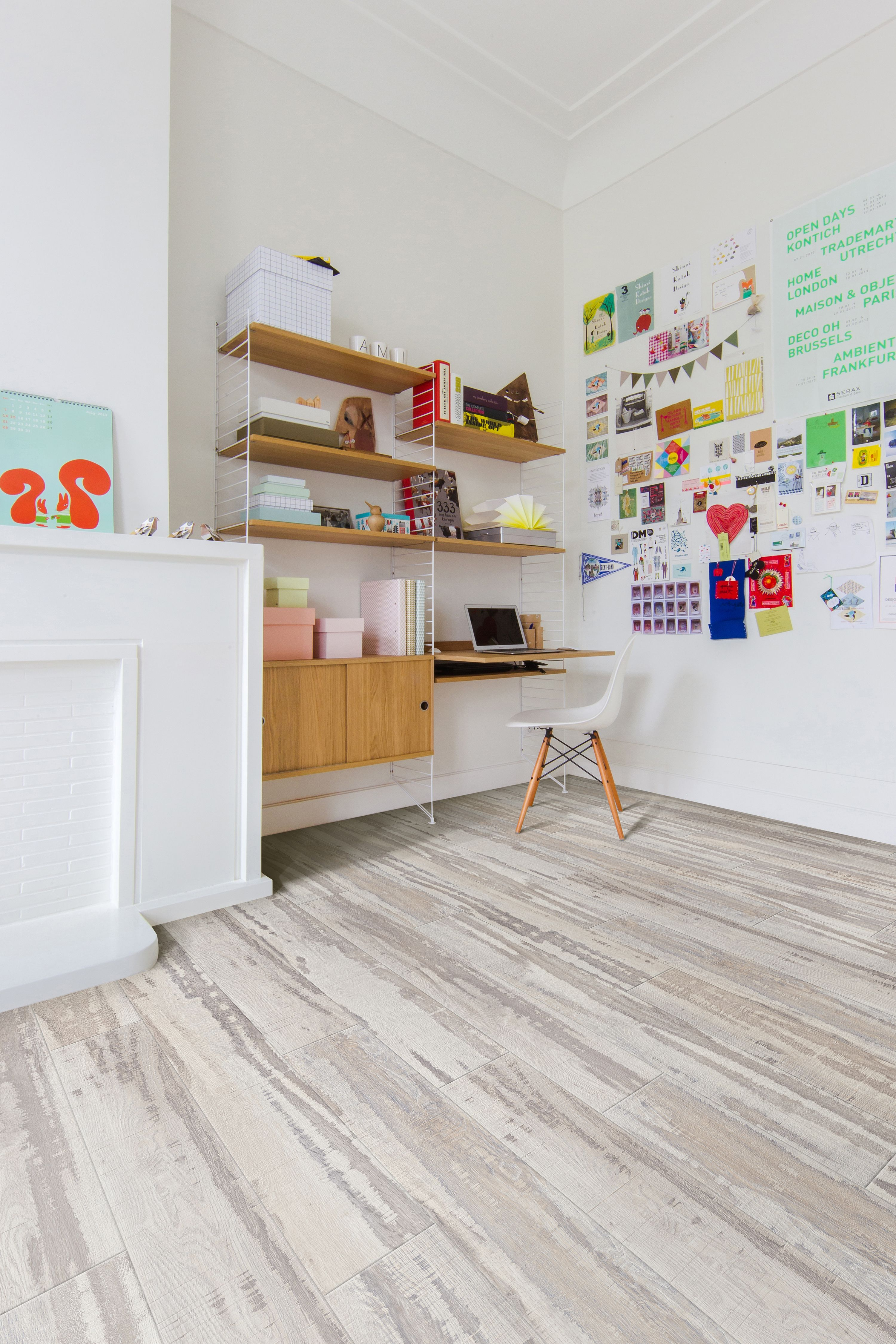 Amp Up Your Home Office With IVCu0027s Bayside Everwood 002 | Laminate Floors |  Www.