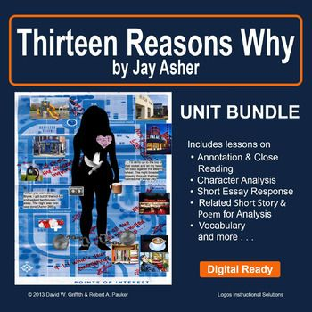 Jay Asher S Award Winning First Novel Thirteen Reasons Why Is A Provocative Rite Of Passage And Short Essay Thirteen Reasons Why Active Reading Strategies