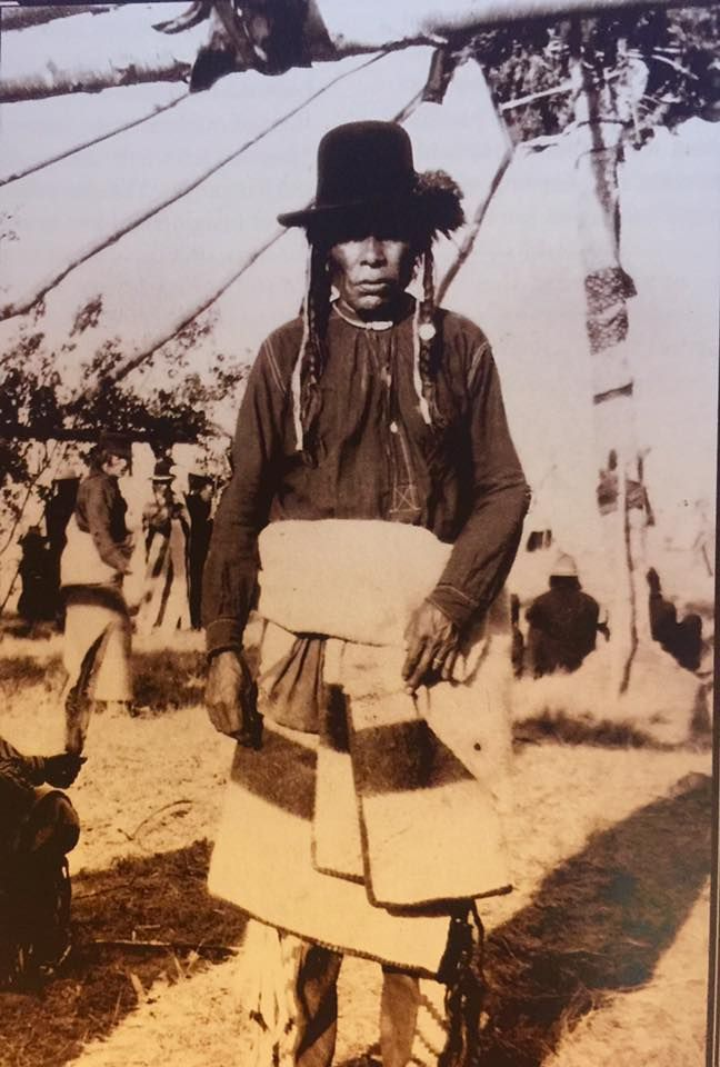 Chief All Over 1910
