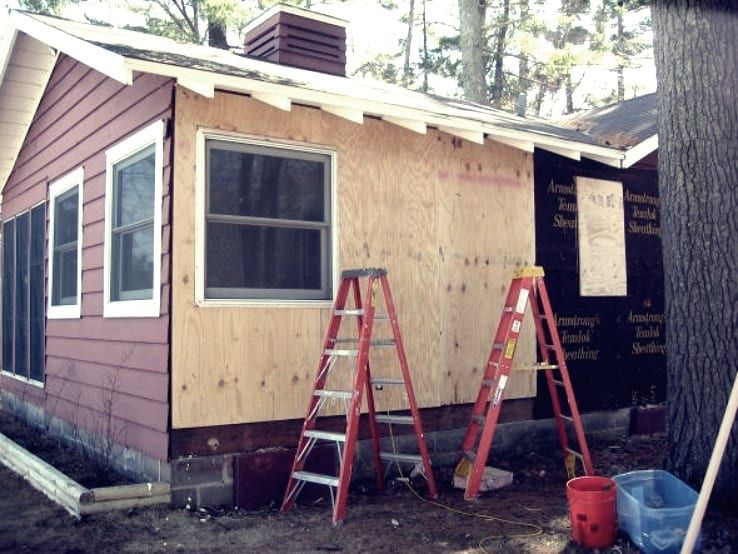 Board And Batten Siding Installing Step By Step Board And Batten Siding Blog In 2020 Board And Batten Siding Board And Batten Exterior Board And Batten
