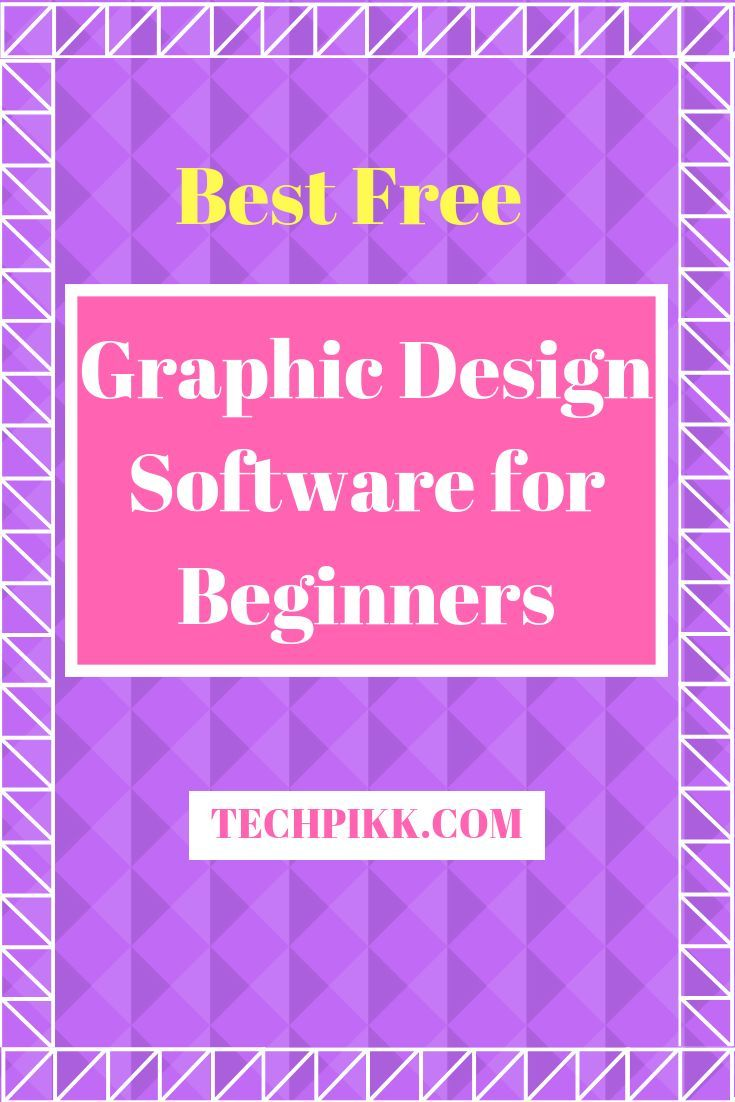 Best Free Graphic Design Software for Beginners Free