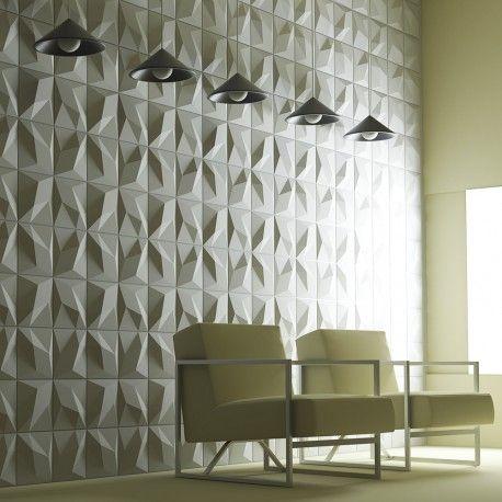 panel decorativo facetado decoracin modular de revestimiento de pared mediante paneles decorativos - Panel Decorativo Pared