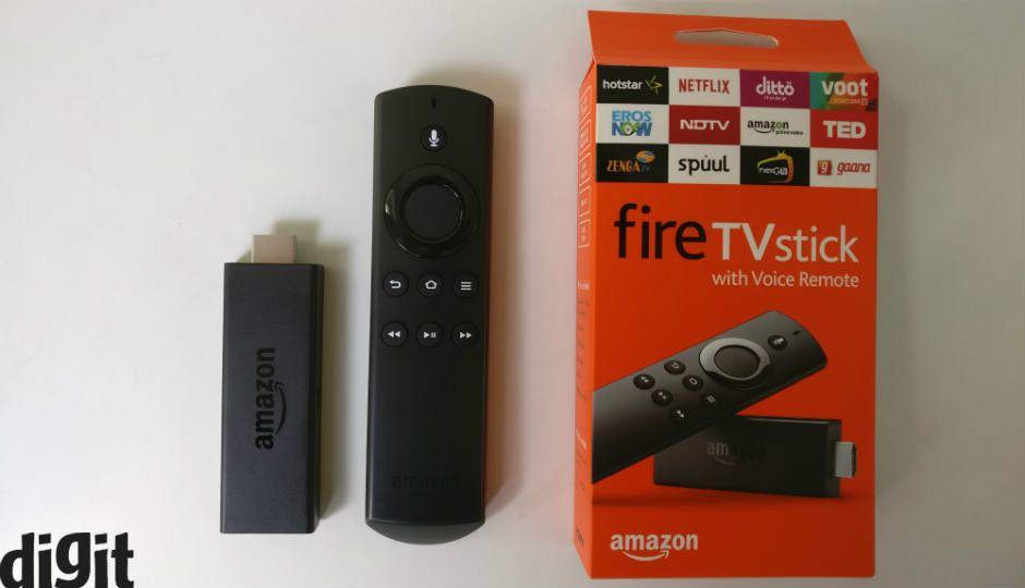 FirestickAmazon fire stick review