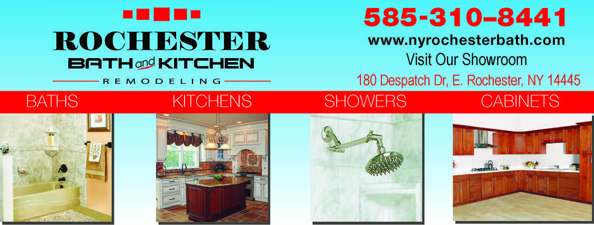 rochester bath and kitchen remodeling will redo your whole kitchen