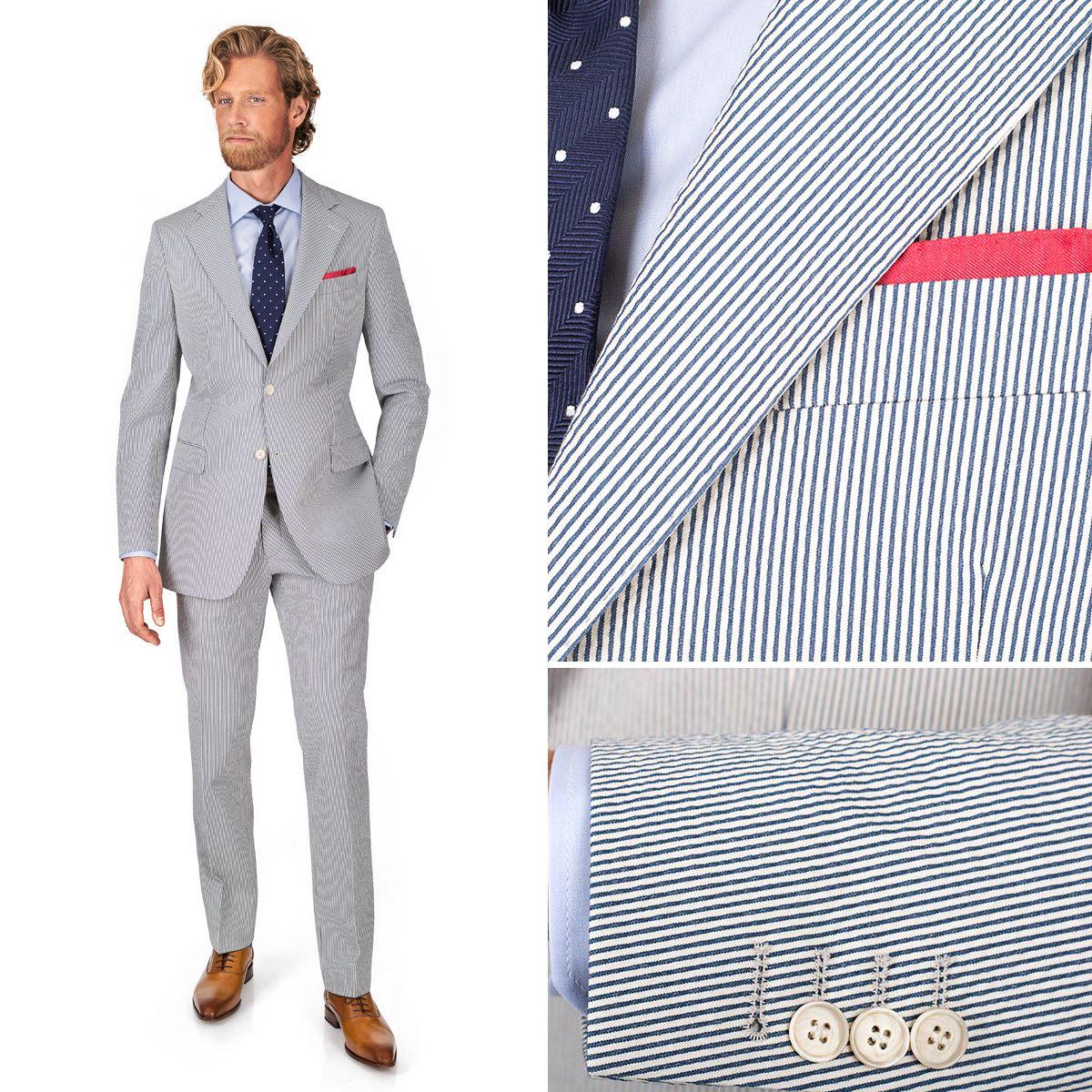 Seersucker Suit | Pinterest