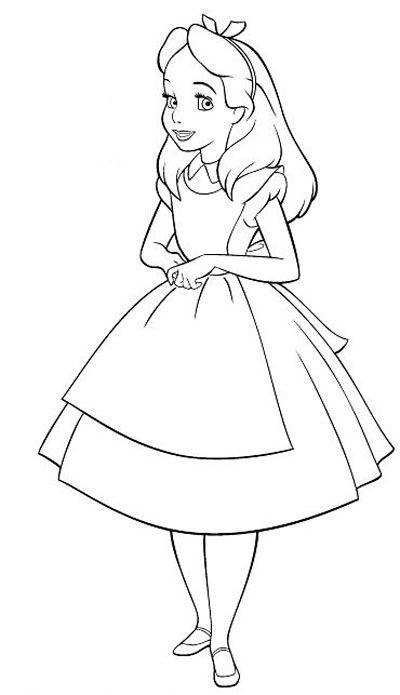 Alice No Pais Das Maravilhas Pesquisa Google Desenhos Para