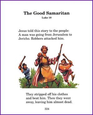 The Good Samaritan Archives - Children's Bible Activities ... |The Good Samaritan For Preschoolers