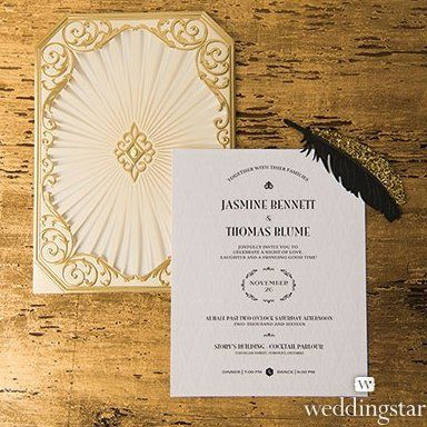 Wedding Invitations Made In Canada With A Whole Lot Of Glamour