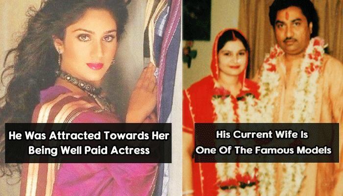 Kumar Sanu And Women In His Love Life