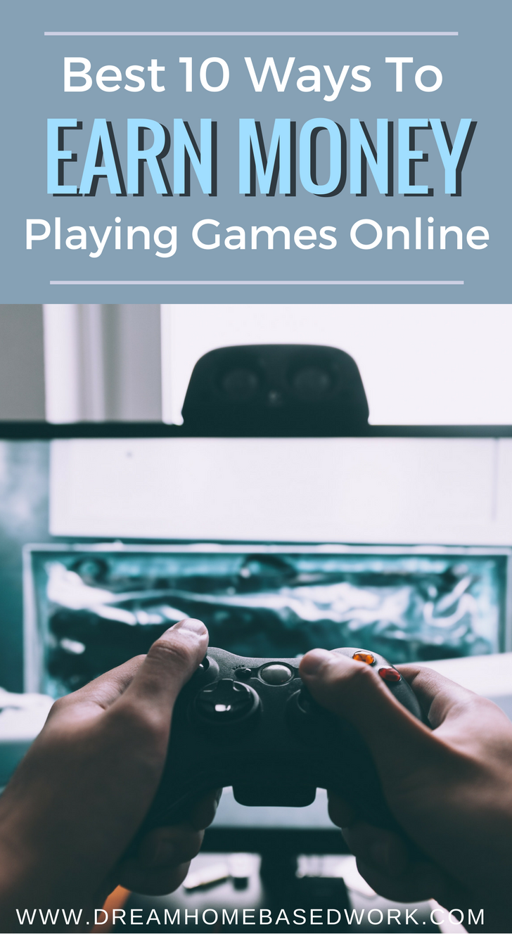 Did you know that you can get earn some money just by playing games online? Yes, making money online is now more fun than ever before. #teens #makemoney