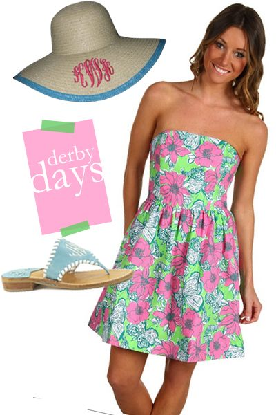 Cheap Lilly Pulitzer Dresses Derby Days Lilly Pulitzer