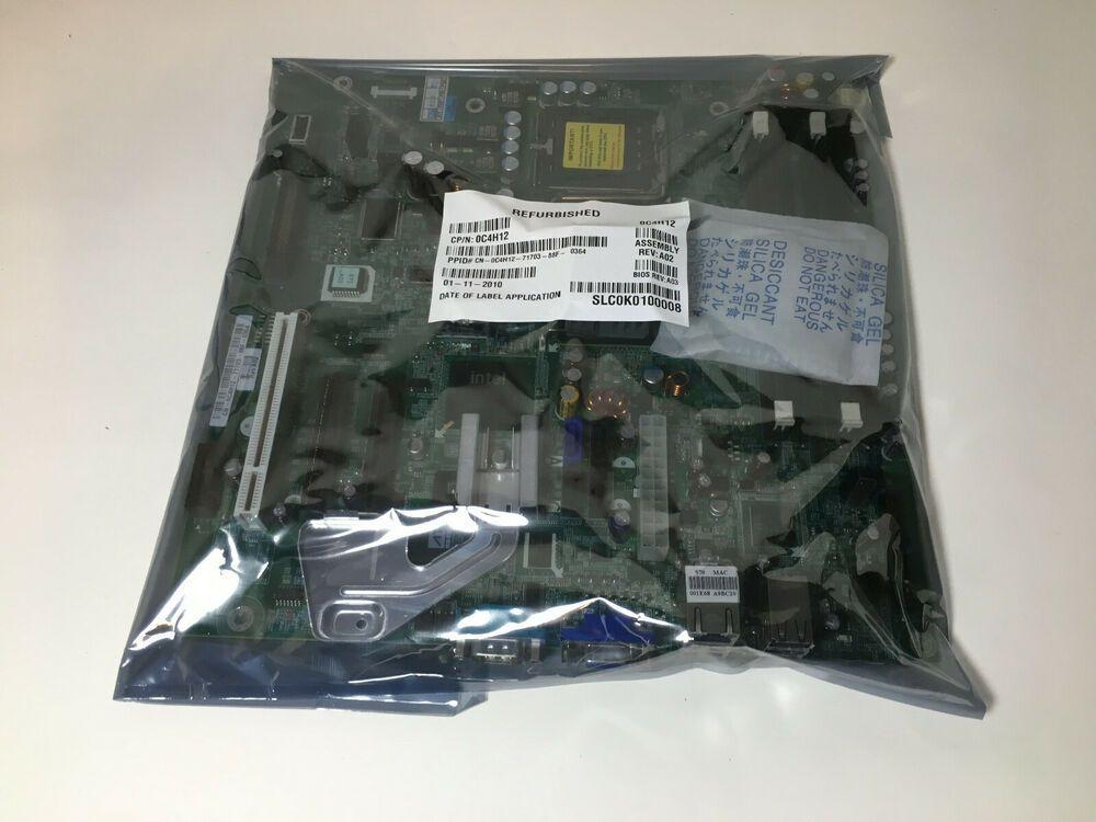 Dell Poweredge T100 Server Motherboard Da0s70mb6d0 T065f C4h12 Genuine Dell Dell In 2021 Refurbishing Ebay Seller Ebay