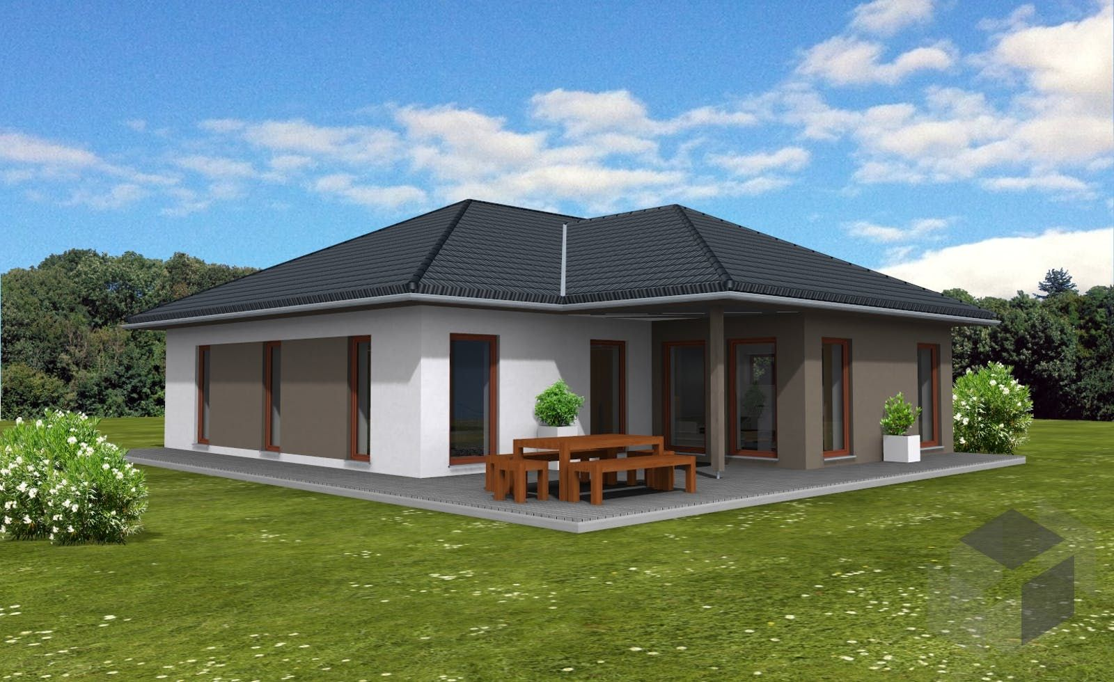 Bungalow 139 von Suckfüll Unser Energiesparhaus und