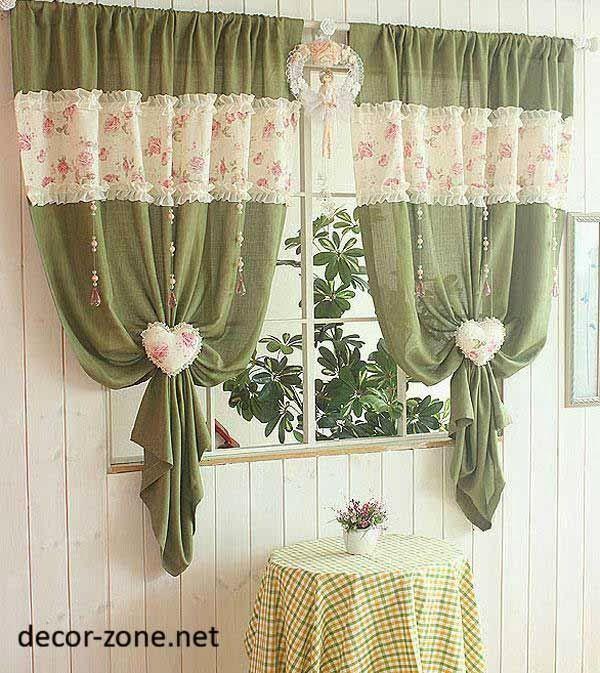 Creative Kitchen Curtain Ideas For Small Kitchen