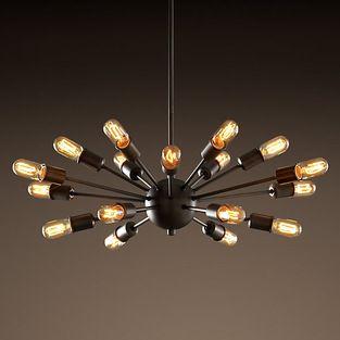 Sputnik elliptical filament chandelier lighting pinterest sputnik elliptical filament chandelier aloadofball Gallery