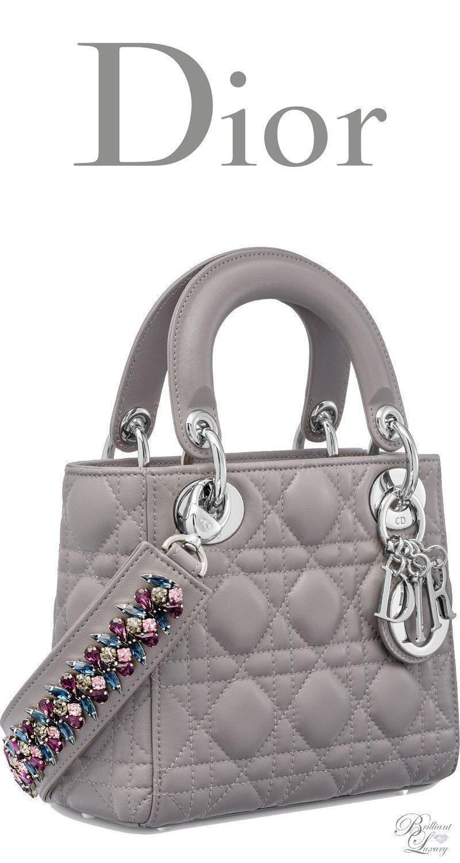 e07722830e81 Lady Dior bag collection  designHandbags  Dior. Brilliant Luxury   Dior  Autumn 2016 ...
