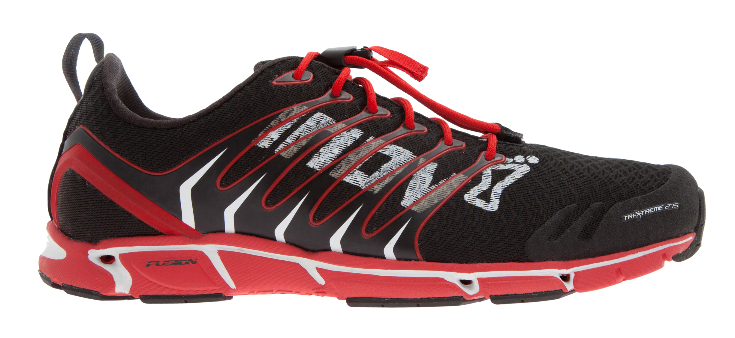 Buty Triathlonowe Inov 8 Tri X Treme 275 Czarno Czerwone Triathlon Shoes Running Trainers Shoes