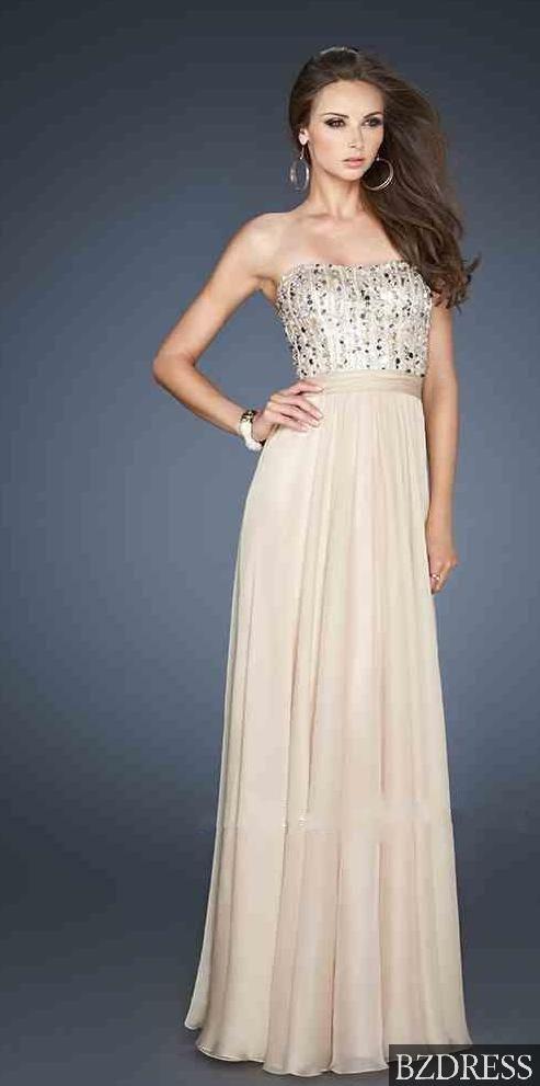Long Prom Dress Long Prom Dresses   Latina Fashion   Pinterest ...