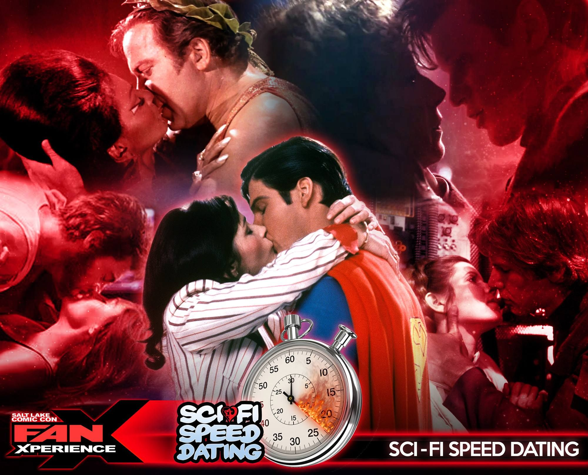 Sci Fi speed dating