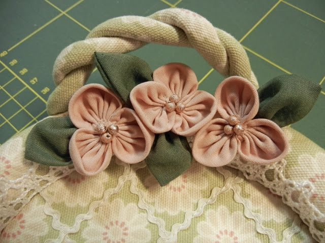 Ulla's Quilt World: Quilted plate, bowl, Japanese patchwork