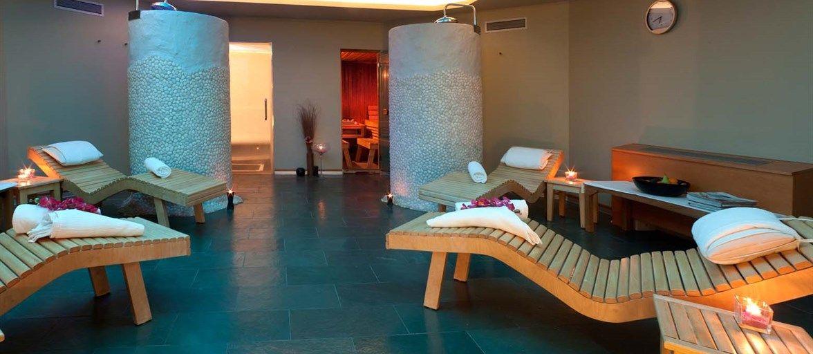 Hotel Bonavia Plava Laguna Rijeka Wellness And Spa Area Of The Hotel Bonavia Plava Laguna Hotel Chromotherapy Luxury Hotel
