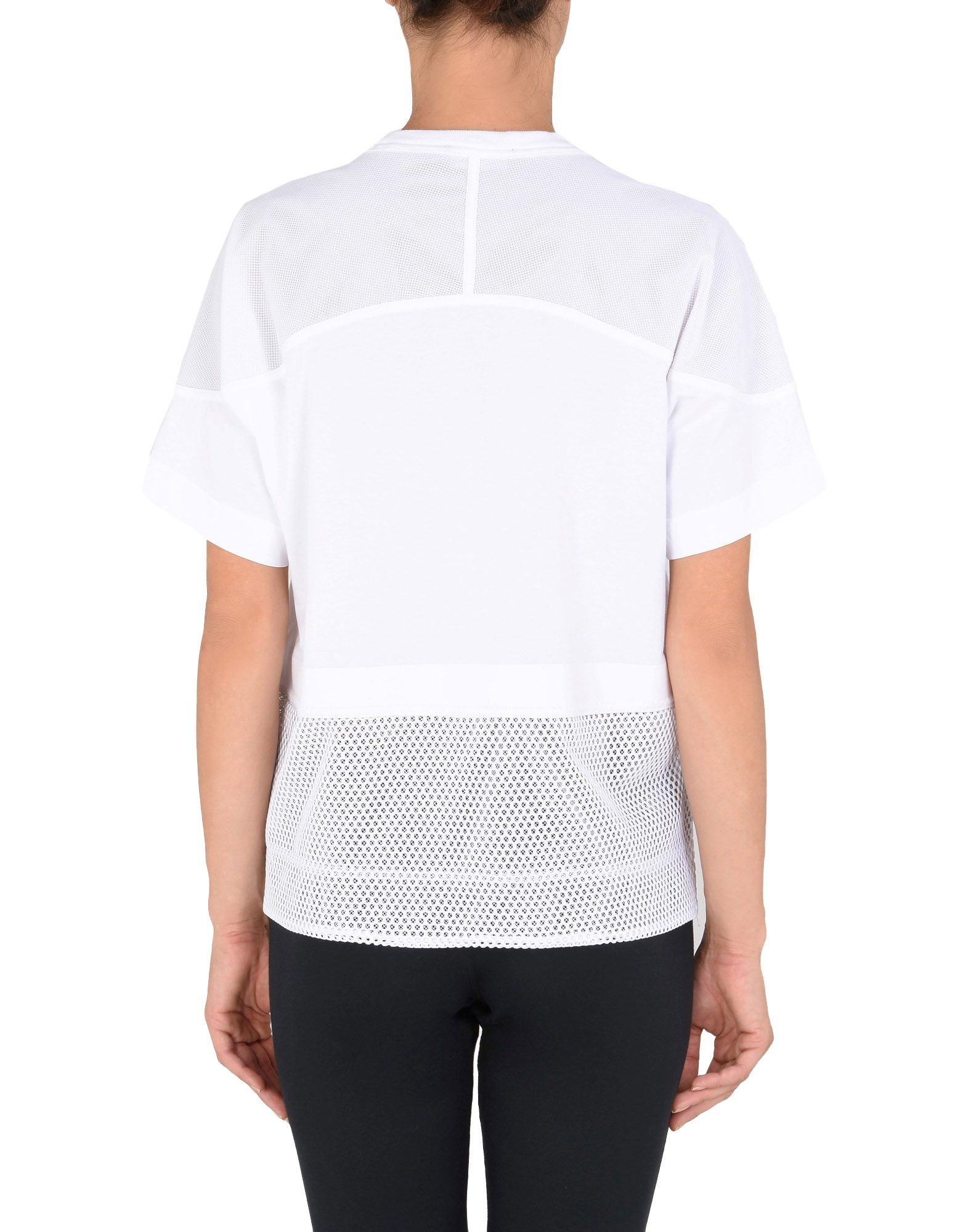 fac3c7be95b3d ADIDAS by STELLA McCARTNEY ESS MESH TEE Sports bras and performance tops  White women 70% Cotton 30% Polyester [12075433AP]