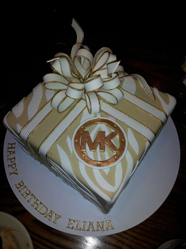 Mk Cake Just Fab 40th Birthday Cakes Mom Cake How To