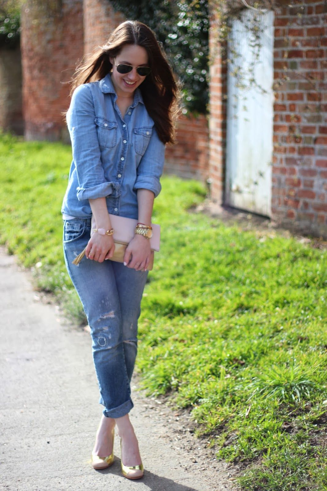 Denim Blush