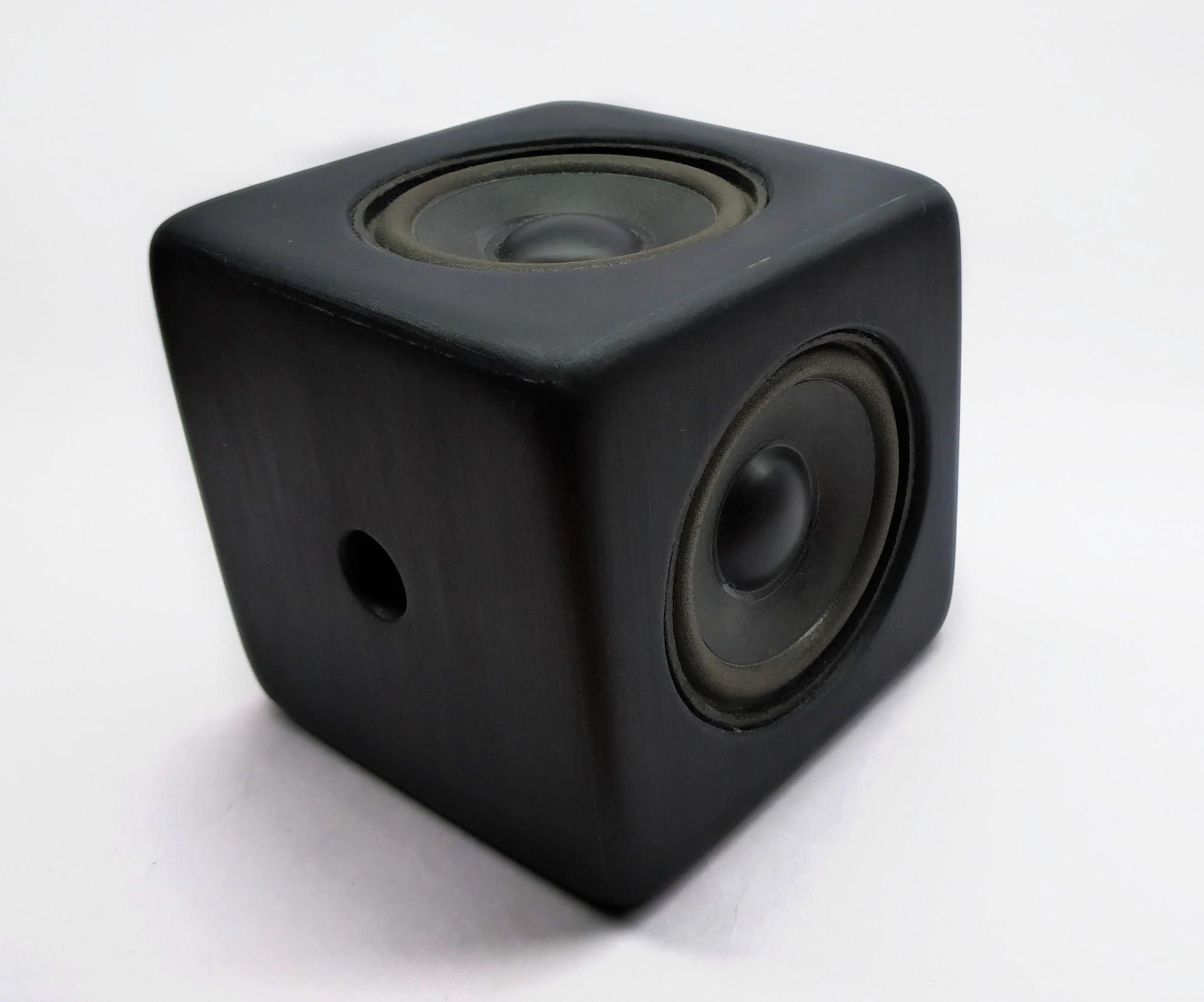 DIY Bluetooth Speaker (CubeBOX)   Diy bluetooth speaker ...