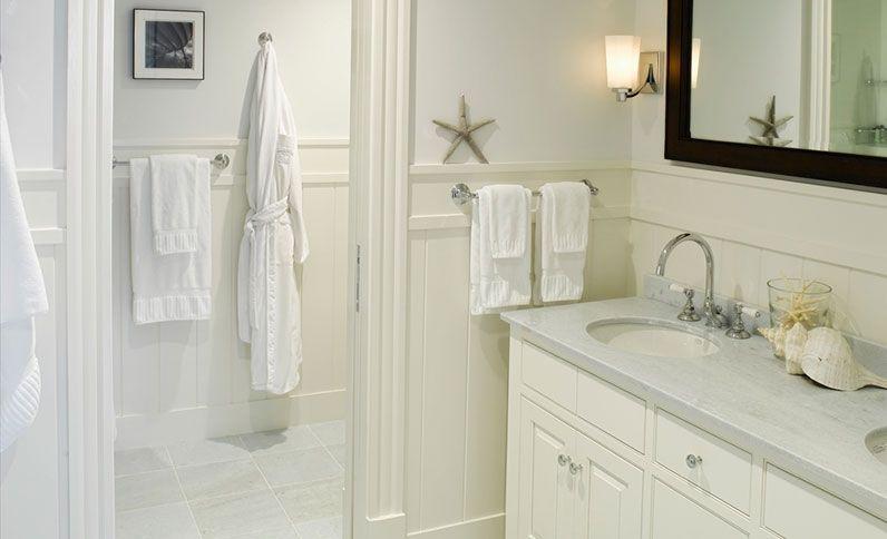 Loft Bathroom - White Elephant Hotel