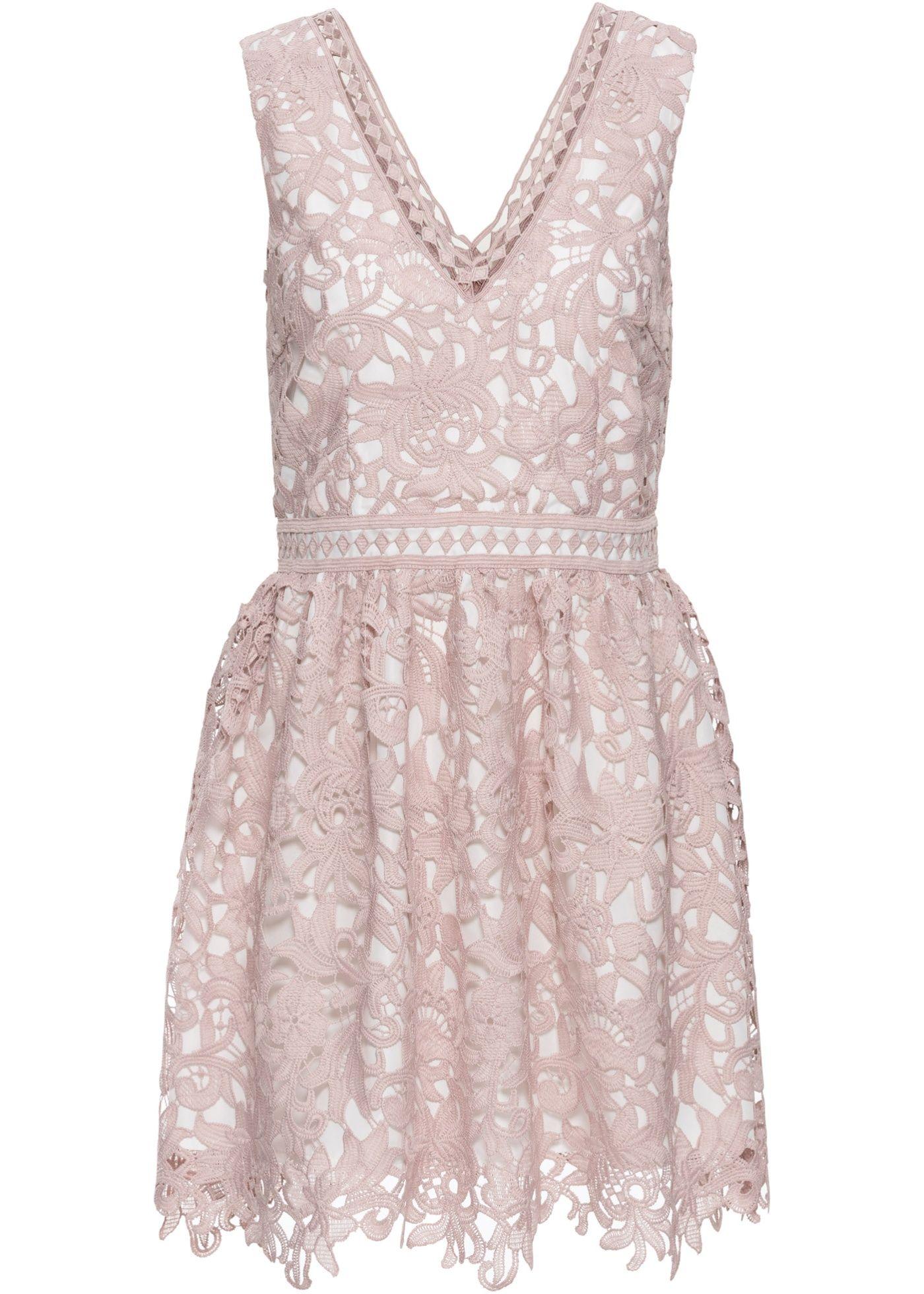 Ein absoluter Traum ist dieses feminine Kleid mit