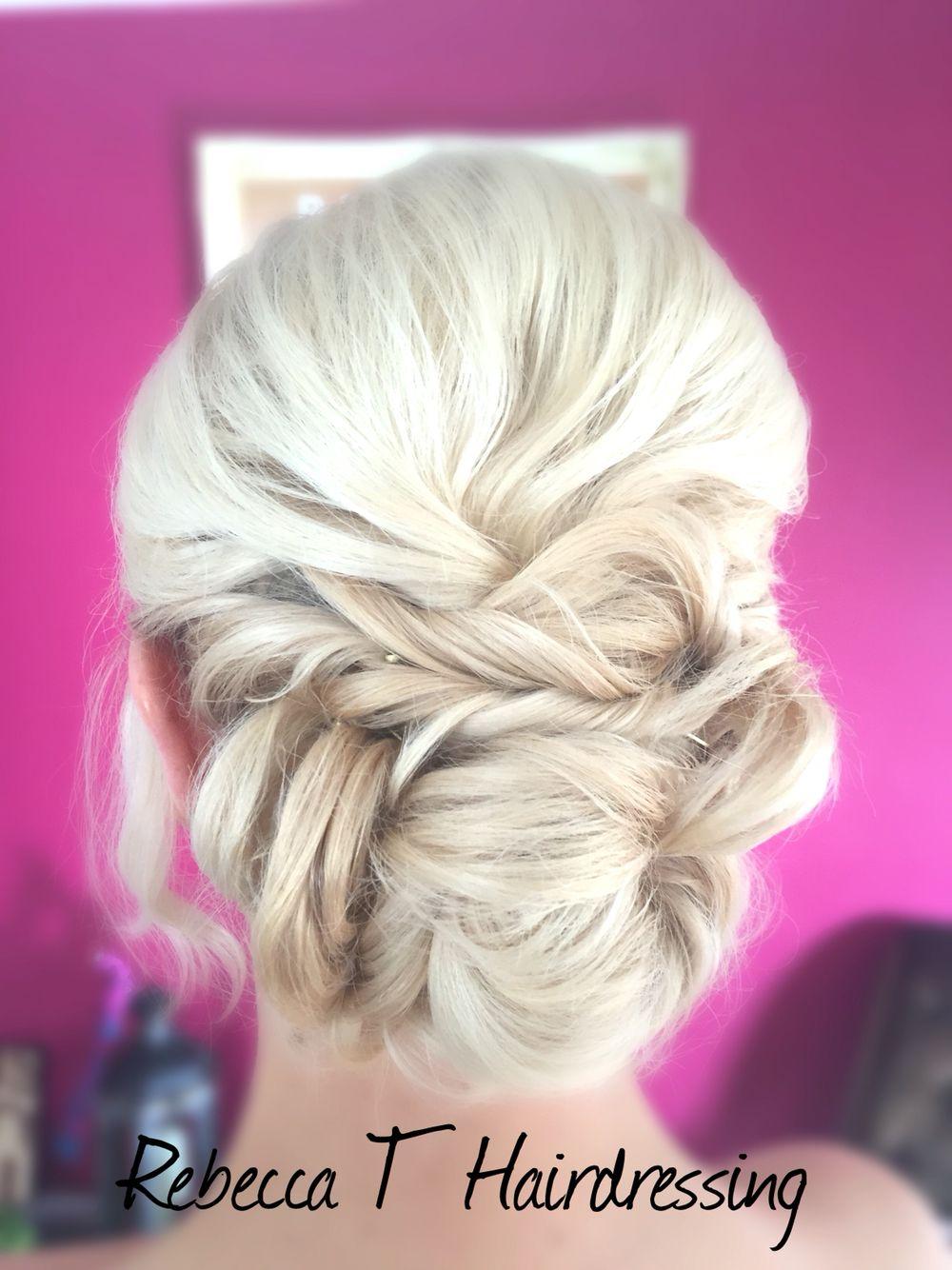 Bridal, bridesmaid, races, hair up. Updo. | Bridal hair | Pinterest ...