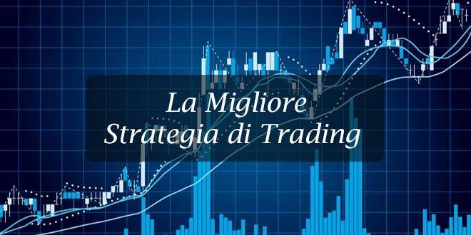 Migliore strategia di trading per principianti