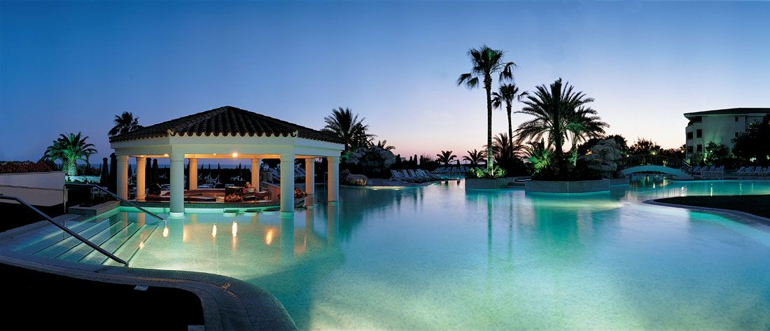 Amathus Beach Hotel Paphos Poseidon Avenue Greece 8098