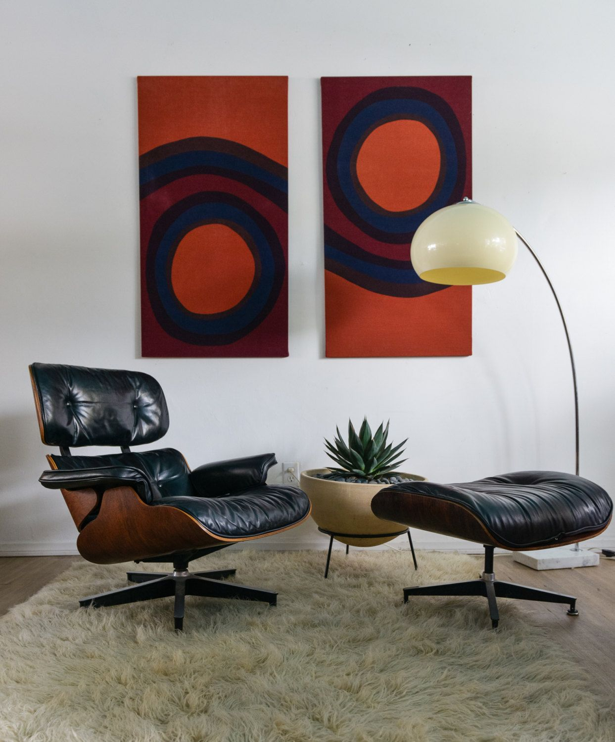 First+Generation+Eames+670+Rosewood+Lounge+Chair+by+TheModernVault,+$7,495.00  Now THAT'S  A CHAIR!!!  Wow!