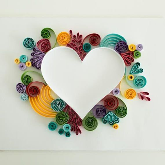 Photo of Custom Quilled Wall Art / #art #Custom #paperquillingdesignsbeaut