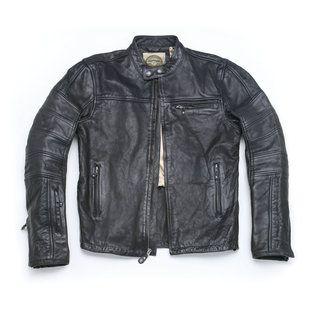 Roland Sands Ronin Leather Jacket | Swank | Jackets, Cafe