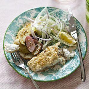 recipe: panko horseradish crusted salmon recipe [35]