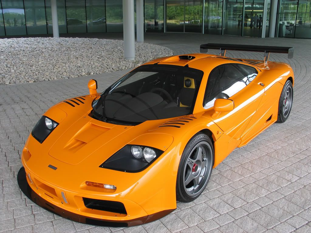 Vehicle · McLaren LM F1 ...