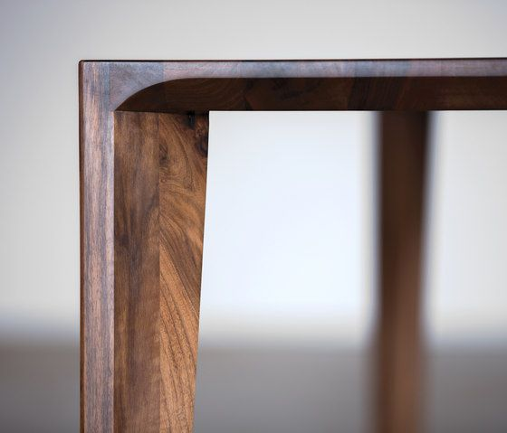 Dining Tables Tables Hanny Artisan Ado Avdagic Check It Out On Architonic With Images Coffee Table Design Solid Wood Furniture Design Dining Table