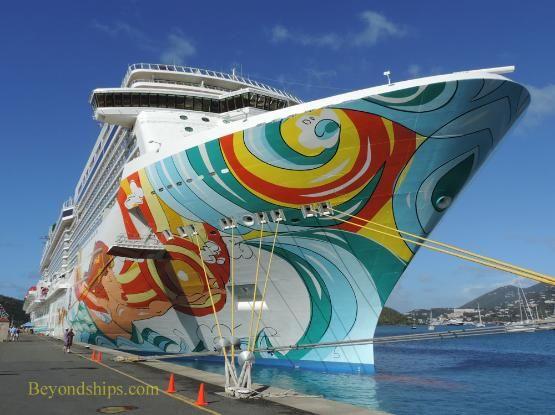 Norwegian Getaway Cruise Ship Profile With Photos Interviews - Getaway cruise ship