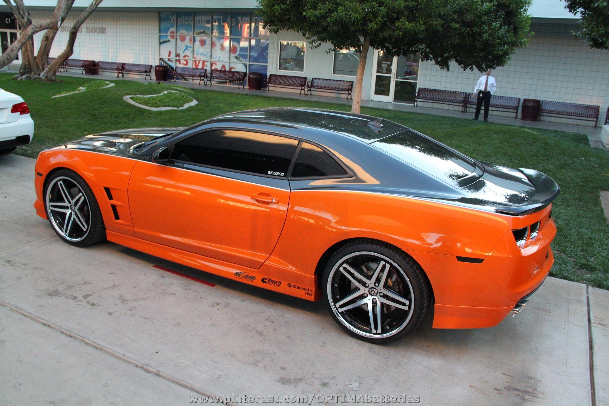 Chevy #Camaro at the 2012 #semashow in Las Vegas www.powerpacknation ...