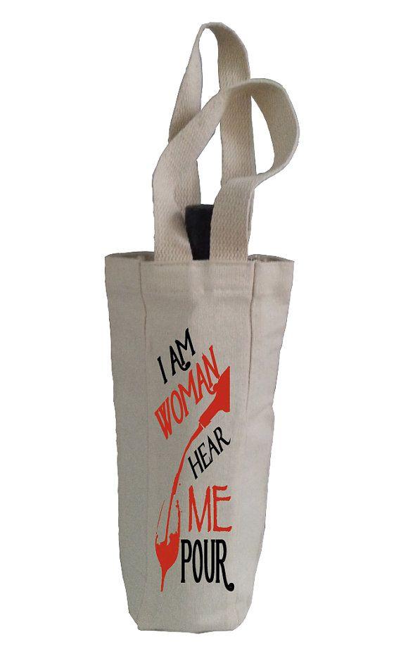 Single Bottle Wine Tote Bag Funny Wine Sayings Wine Sayings Wine Bags Wine Bag Gift Wine Bag Canvas Wine Bag Canvas Win Wine Tote Bag Wine Bag Canvas Wine Bag