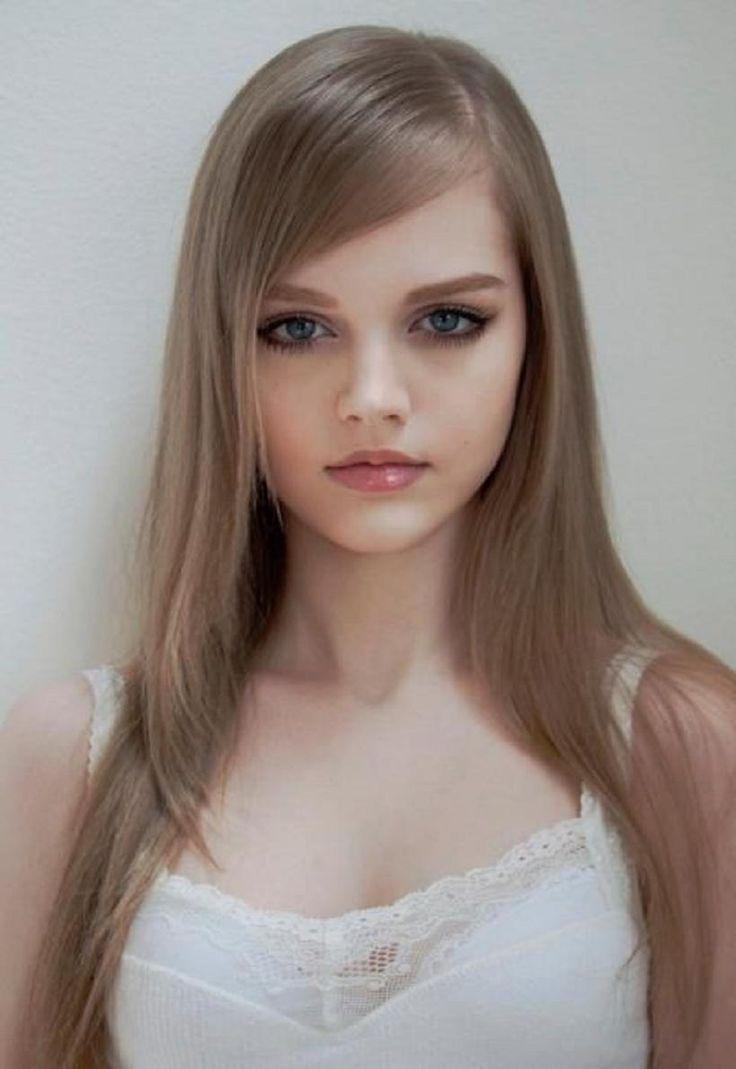 awesome Модный пепельно-русый цвет волос (50 фото ...