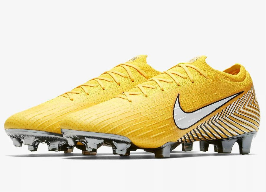 Olla de crack Corea halcón  Nike Mercurial Vapor 360 Elite Neymar Jr. FG - Amarillo / Dynamic Yellow /  Black / White | Nike football boots, Soccer boots, Football boots astro