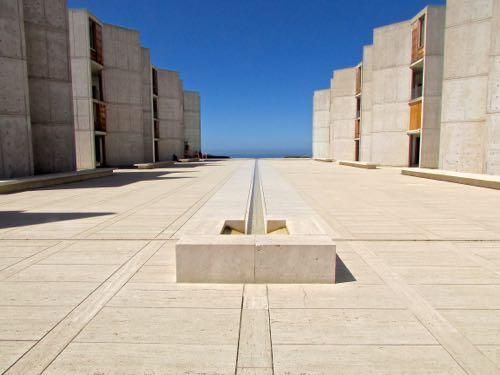 How much do you know about the La Jolla Salk Institute? World famous for both architecture and biology, here are 7 reasons you need to a book a tour pronto.