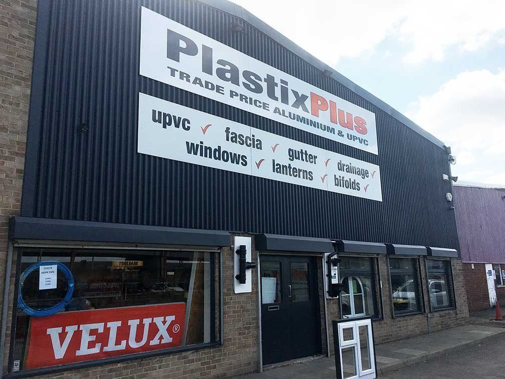Plastix Plus Supplies High Quality Plastic Products In And Around Reading More Than Other Trade Suppliers Plast Shiplap Cladding Upvc Aluminium Sliding Doors