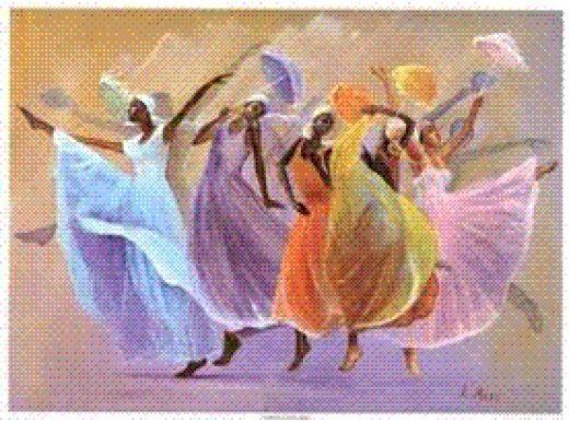pictures of praise ddancers | Praise Dancers